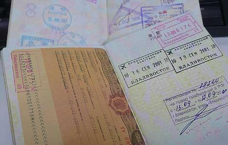 自分の旅を証明するパスポート