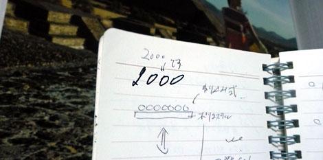 ウズベキスタンでのメモ