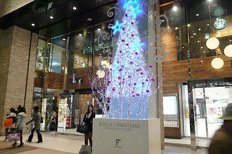 仙台の街はクリスマス♪