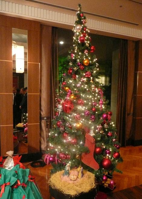 ポーリッシュ・クリスマスのツリー