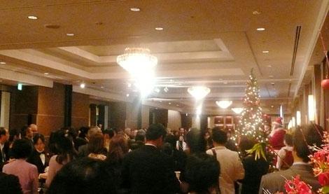 2010ポーリッシュ・クリスマス・ナイトの様子