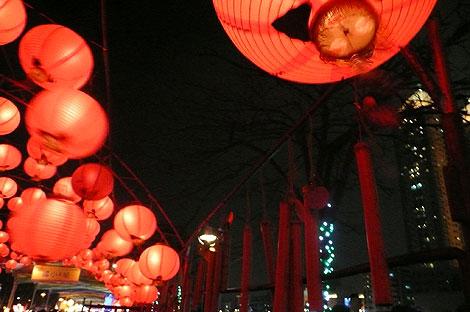 2011高雄燈會藝術節(高雄ランタンフェスティバル)
