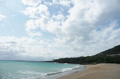 墾丁(ケンティン)の海