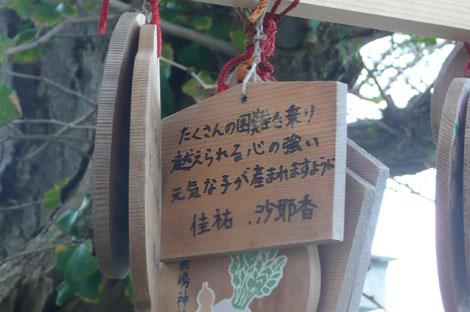 蕪嶋神社の絵馬