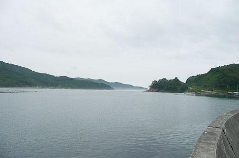 雄勝町の美しい入江