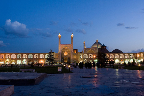 イスラムの広場