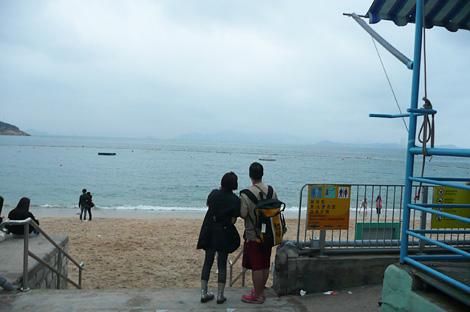 香港の離島・長洲島