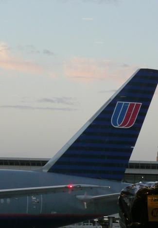 ユナイテッド航空(フライングU時代)